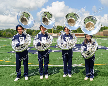 Marching Band - Tubas