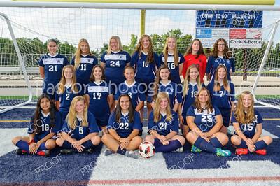 Girls Soccer JV
