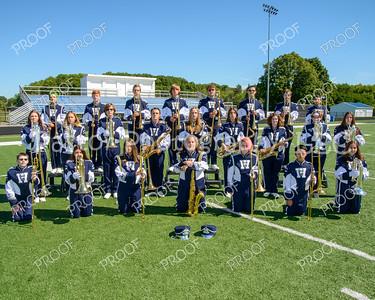 Trombones and Saxophones