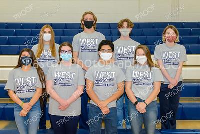 Swimming Seniors Mask
