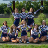 Cheerleaders JV Team
