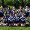 Cheerleaders Varsity Team