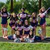 Cheerleaders Freshmen Team