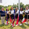 WGHS Band Flags