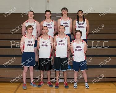 Boys Track Seniors