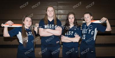 Girls Softball Seniors 2