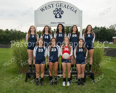 VB 9th Grade Team