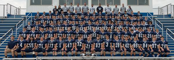Football JV Varsity 9th 2