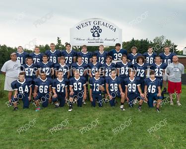 Football 9th Grade Team