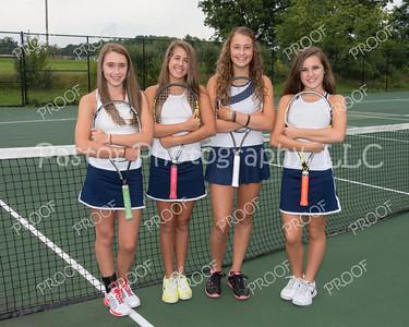 Tennis Returning Letter Winners