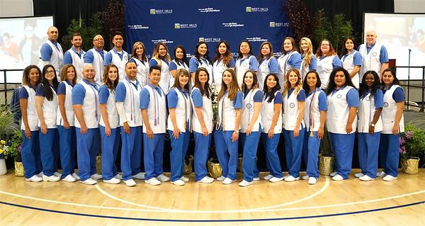 West Hills College Nurse Pinning