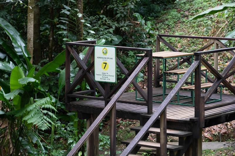 St. Lucia - Rainforest Cable Tram