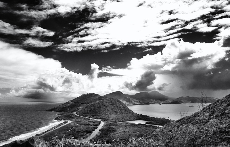 Timothy Hill Overlook - St. Kitts