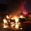 West Islip F.D. Multiple Car Fires