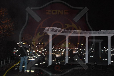West Islip F.D. Signal 13 69 Webster Ave. 11/16/10