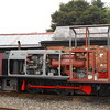 Side on of # 38 <br /> <br /> This Loco is usually in the workshop it's having a new cab fitted