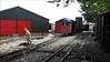 31 sec vid of the mines loco heading back to the workshop after air brake test