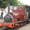Steam Loco Irish Mail
