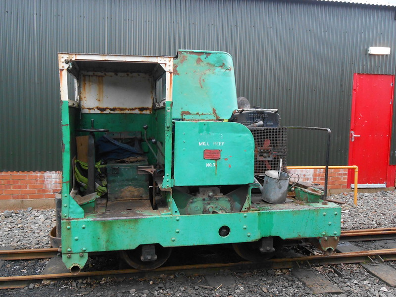 26th Feb 2017 Mill Reef Loco in use 2 pic / 2 vids / Pic 1 of 2