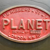 Works Plate on the Planet Diesel