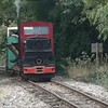 1 min 37 sec video of loco # 1 Clwyd and Mill Reef working a freight back to the loop