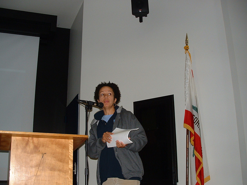 Dr. Patricia Banday, Umoja co-coordinator