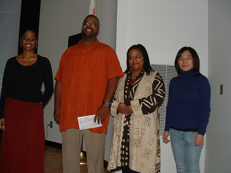 The faculty for Spring 09.
