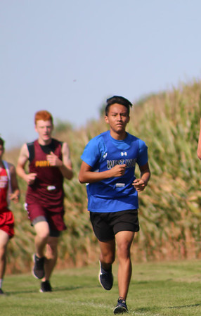 West Lyon XC at Luverne, MN, 9-8-18