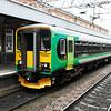 153354 Nuneaton station