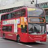 West Midlands Travel 4803 Moor Street Queensway Birmingham Sep 17