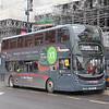 West Midlands Travel 6842 Moor Street Queensway Birmingham Sep 17