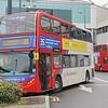 West Midlands Travel 4723 Moor Street Queensway Birmingham Sep 17