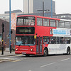 West Midlands Travel 4425 Moor St Queensway Birmingham Apr 14