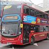 West Midlands Travel 6137 Moor Street Queensway Birmingham Sep 17