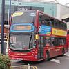 West Midlands Travel 6142 Moor Street Queensway Birmingham Sep 17