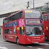 West Midlands Travel 4754 Moor Street Queensway Birmingham Sep 17