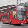 West Midlands Travel 4644 Moor Street Queensway Birmingham Sep 17