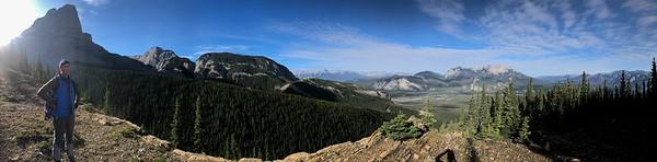 Roche Miette, Jasper National Park, Alberta, Canada