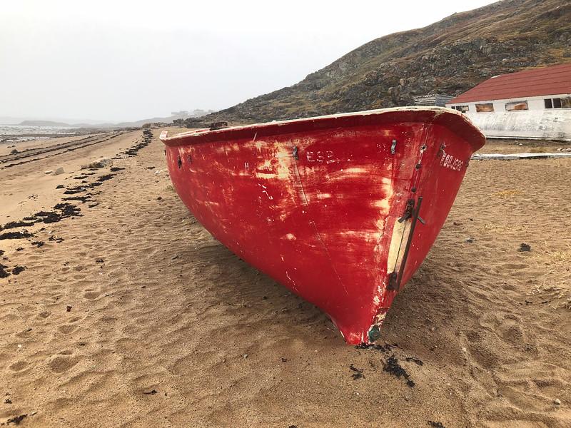 Boat, Apex, Iqaluit, Nunavut