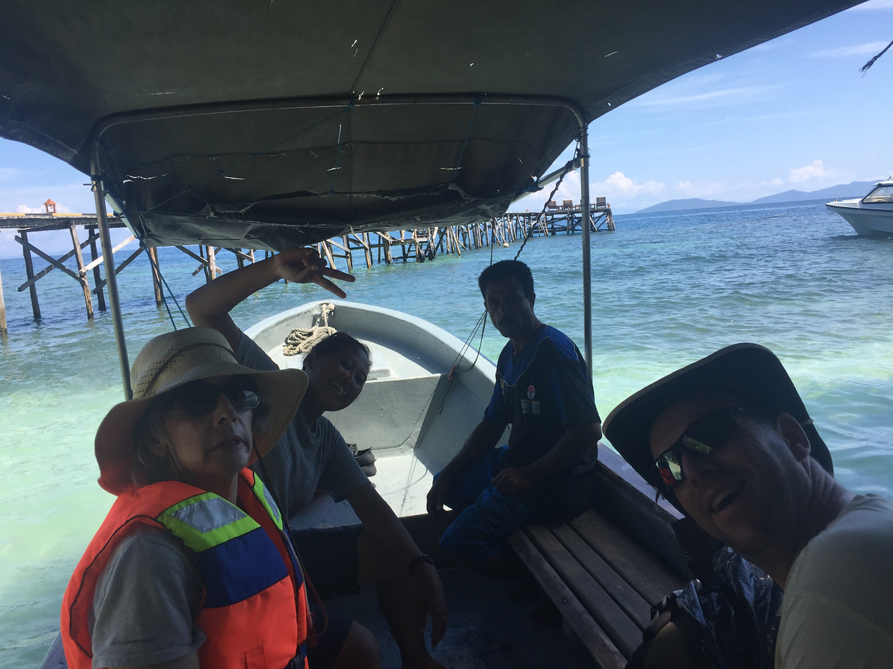 Yay! Snorkeling in the most diverse seas in the world!