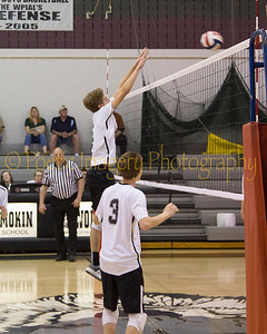 West Shamokin Men's Volleyball