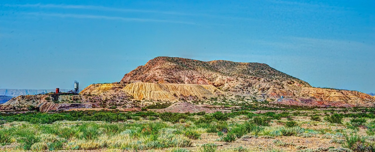 The Study Butte