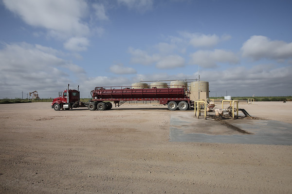 Moving Oil