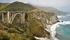 Bixby Creek Bridge. Big Sur Coast, California