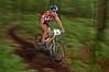 24 hours of Big Bear bike race at Big Bear Lake in Preston County, West Virginia.