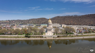 West Virginia Capitol Building 4-3-2021
