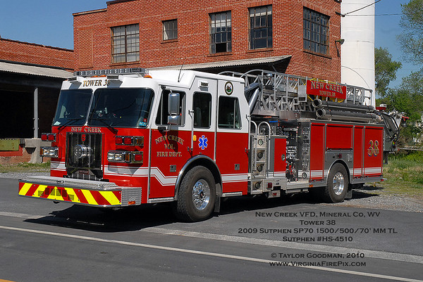 West Virginia Fire Apparatus