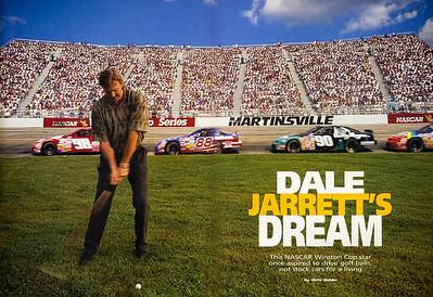 Dale Jarrett Inside NASCAR