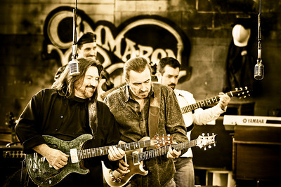 09-11-29 Cimmaron Video Shoot