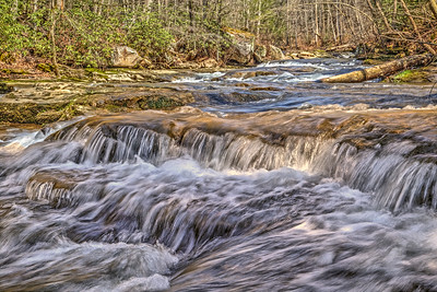 Mill Creek Rapids